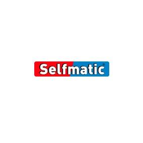 Het logo van Selfmatic.