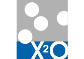 Logo X2O - no language
